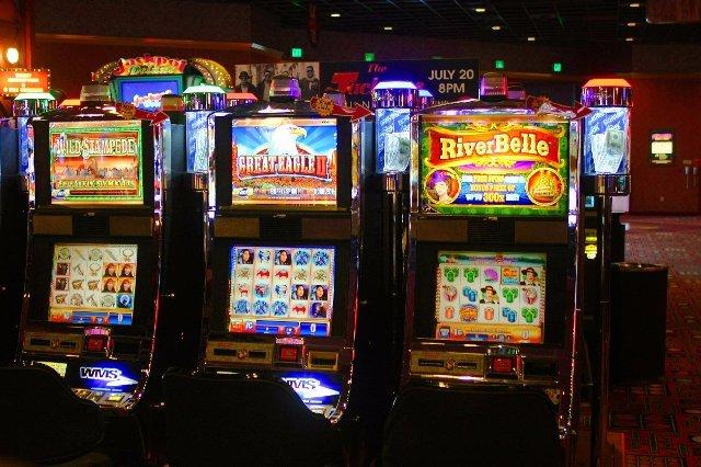 Игра в бесплатные автоматы в свободном доступе