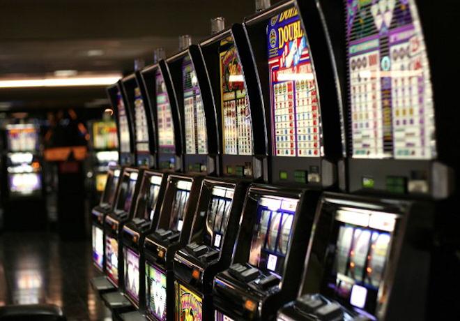 Игровые автоматы казино Х