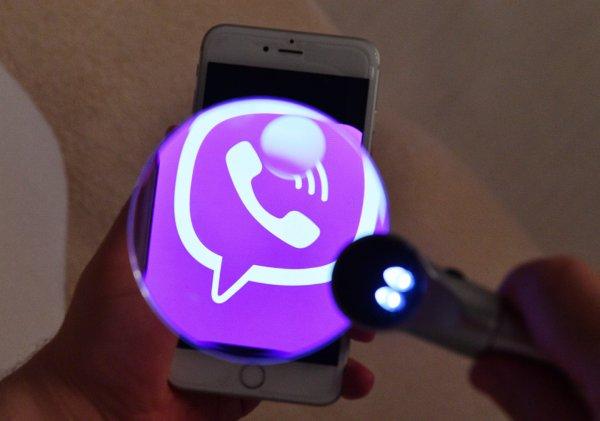 Viber сообщает о блокировке его серверов