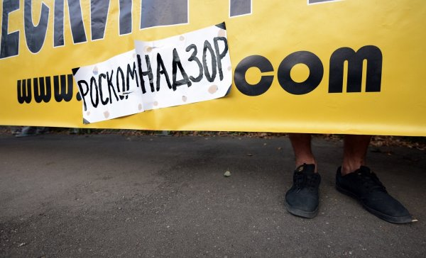 Роскомнадзор заблокировал сотни IP-адресов WhatsApp