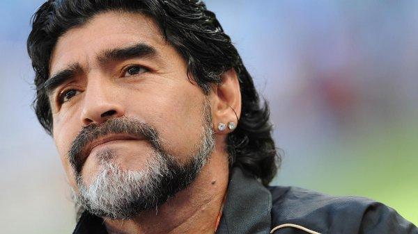 Диего Марадона покинул пост наставника в «Аль-Фуджайры»