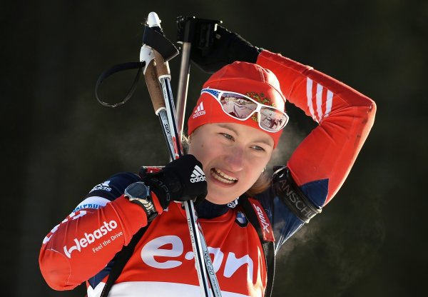 Ольга Подчуфарова сообщила о конце карьеры биатлонистки