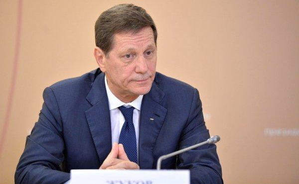 Жуков покидает пост главы Олимпийского комитета России