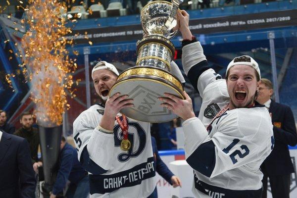 Хоккейные команды Санкт-Петербурга установили абсолютный  рекорд