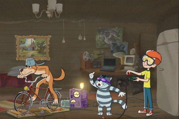 «Союзмультфильм» обнародовал вторую серию нового «Простоквашино»