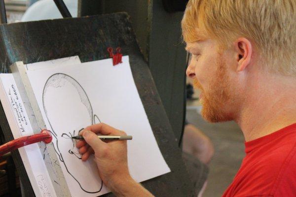 Иллюстратор показал человеческие пороки в карикатурах