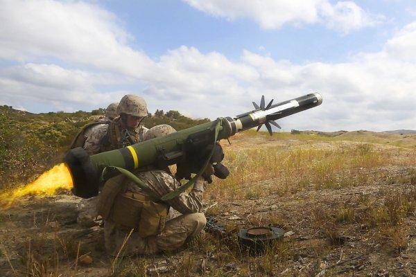 США запретили Киеву использовать комплексы Javelin в Донбассе