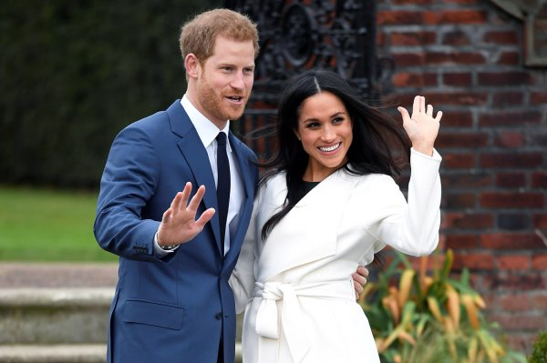 Полиция боится снайперов на свадьбе принца Гарри