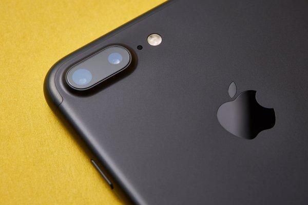 В 2019 году Apple представит iPhone с тремя камерами