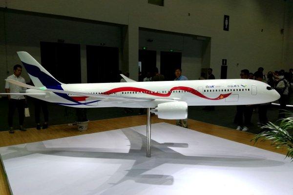 Первый полет российско-китайского широкофюзеляжного CR929 произойдет в 2025 году