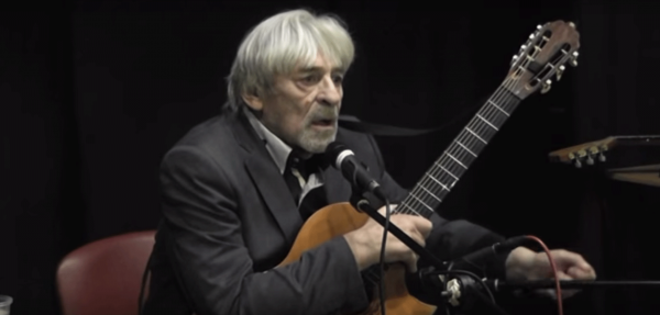 В Петербурге в 82 года ушел из жизни поэт Альфред Тальковский