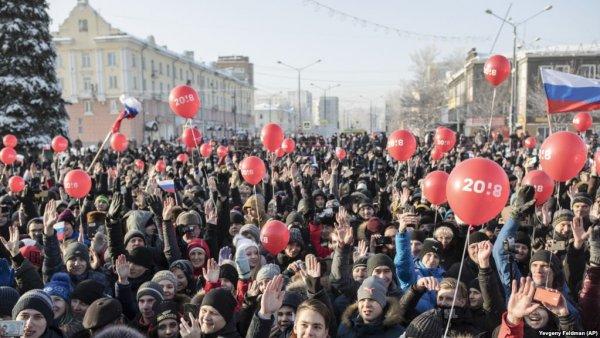 Конец Навального: В Госдуме предложили наказывать за привлечение подростков к митингам