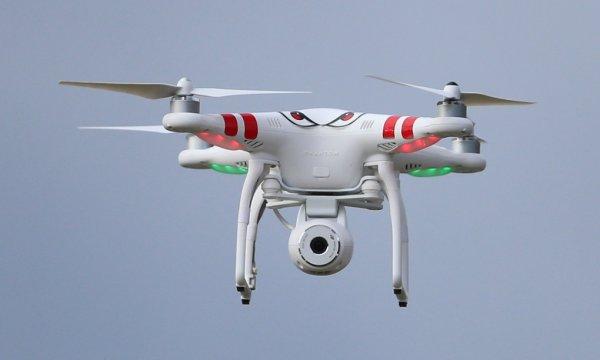 Uber тестируют доставку еды с помощью беспилотных дронов