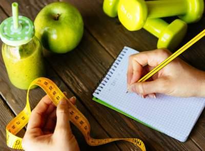 Названы основные правила эффективной диеты