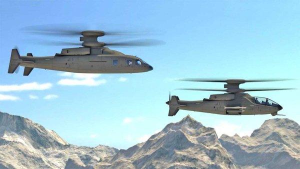 Вертолетная погоня за НЛО в США попала на видео