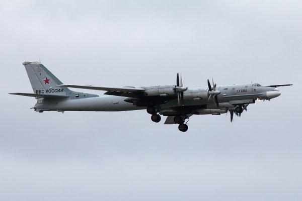 Военные США поведали о деталях перехвата российских бомбардировщиков Ту-95