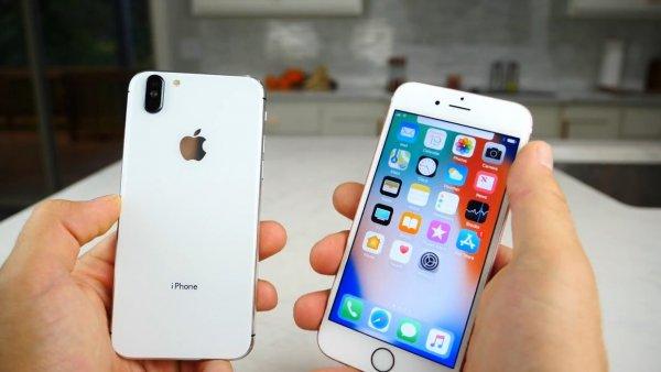 На российском рынке снизился в цене iPhone 6