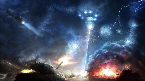 В Британии мужчина рассказал, что его захватили пришельцы и сказали о конце света