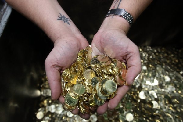 В мае Петербургский метрополитен выпустит коллекционные жетоны