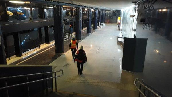 В Петербурге открыли первую за пять лет станцию метро