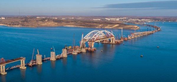 Движение по путепроводу к Крымскому мосту начнется в 18:00