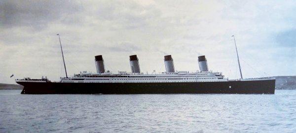 Учёный: Вместо «Титаника» при крушении затонул его «близнец»