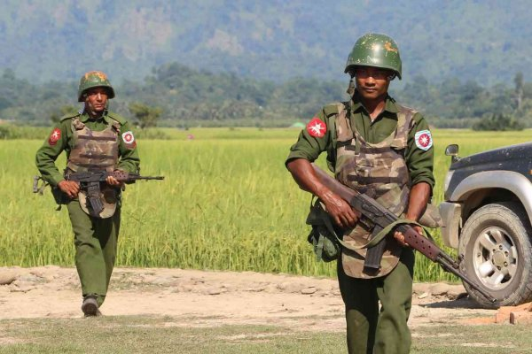 Китай осудил обстрел своей территории со стороны Мьянмы