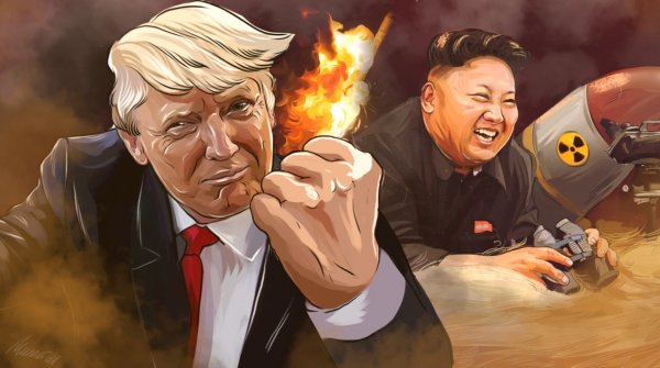 В Белом доме сообщили суть предстоящего диалога Трампа и Ким Чен Ына