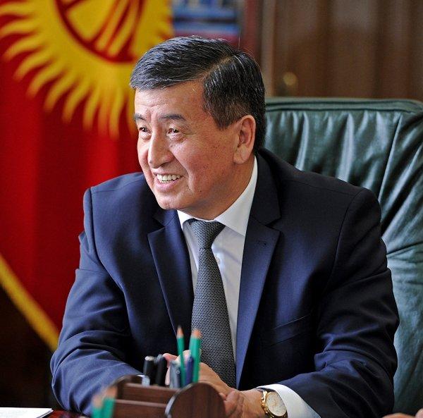 Президент Кыргызстана считает Россию главным партнером и союзником