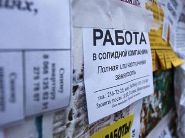 В Крыму резко упало количество безработных