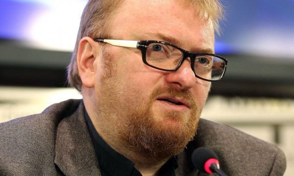 Милонов: Иностранный тренер для «Зенита» - это бесполезные понты за безумные деньги
