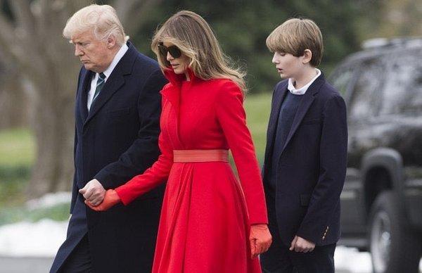 Трамп отозвался о самочувствии жены после операции