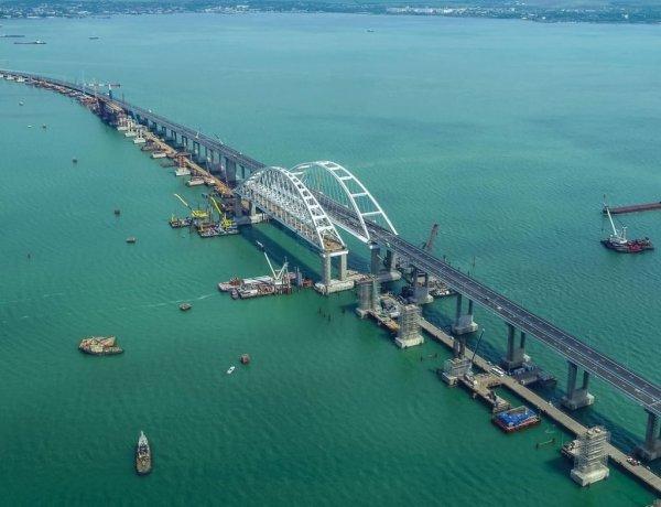 Опередили на полгода: Крымский мост сдан досрочно