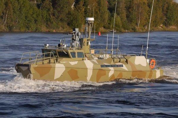 В море как спорткар на треке: Военные рассказали о патрульном катере ВМФ РФ «проект Раптор»