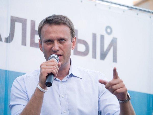 Навальный проигнорировал вопрос о его римских каникулах