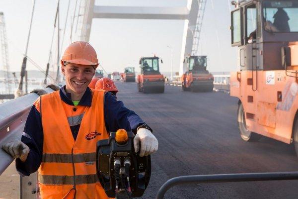 Дату открытия Крымского моста в ДУМК назвали символичной