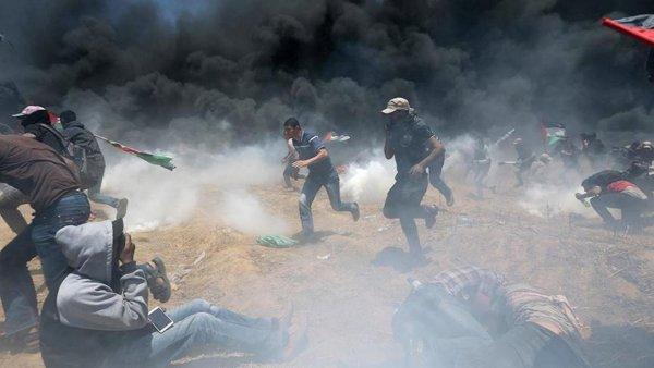 Швеция обвинила США в гибели людей в секторе Газа