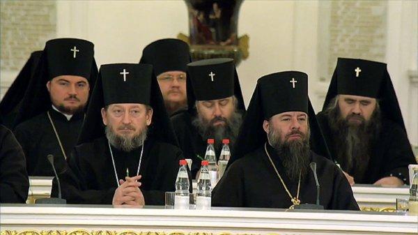 В РПЦ отреагировали на информацию об экстремистских песнях на православном празднике