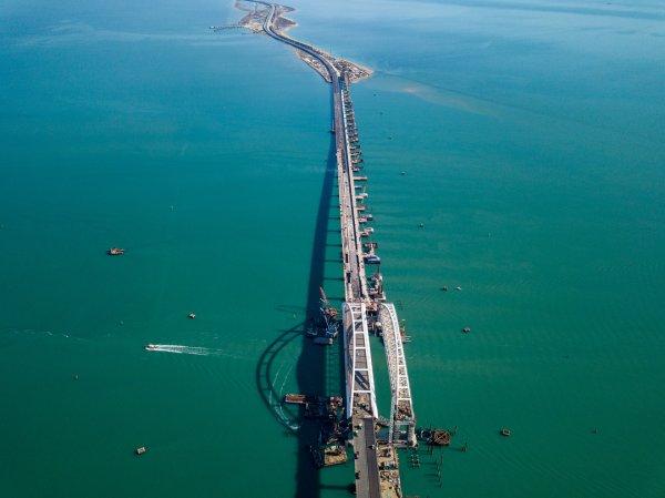 Российское посольство отреагировало на заявление госдепа по Крымскому мосту