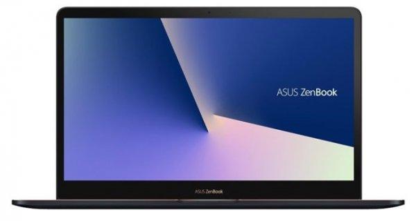 Asus выпустил ноутбук ZenBook Pro с процессором Core i9 и экраном 4K