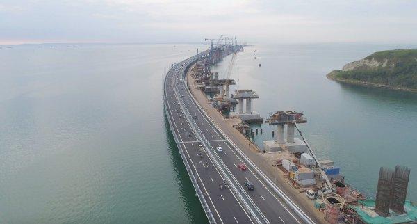 Новый мост на Сахалине обойдётся России дороже Крымского