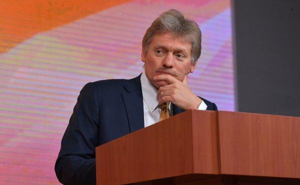 Песков ответил на вопросы о водительских правах и ремне безопасности Путина