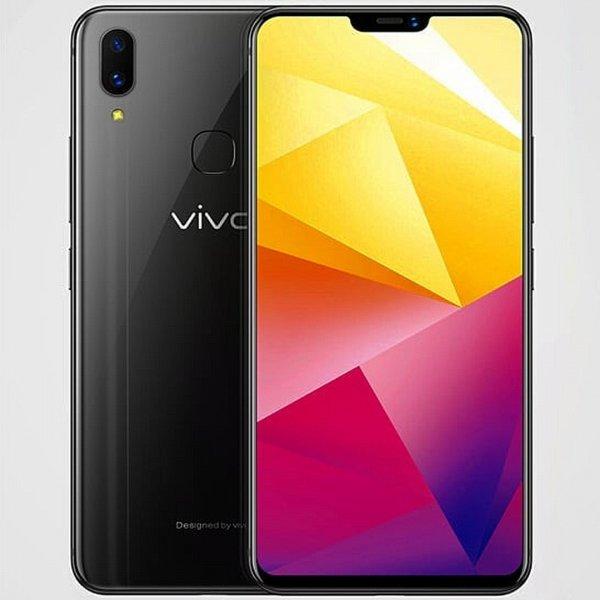 Дисплей Vivo X21i занимает более 90% его поверхности