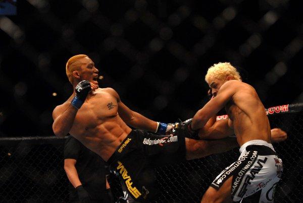 В России первый турнир по UFC пройдёт 15 сентября
