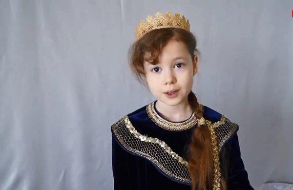 10-летняя девочка из Челябинска снимется в новом фильме Disney