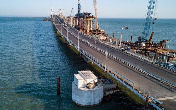 Украина потребует плату с России за Крымский мост