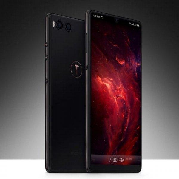 Китайцы создали первый в мире смартфон с 1 ТБ памяти