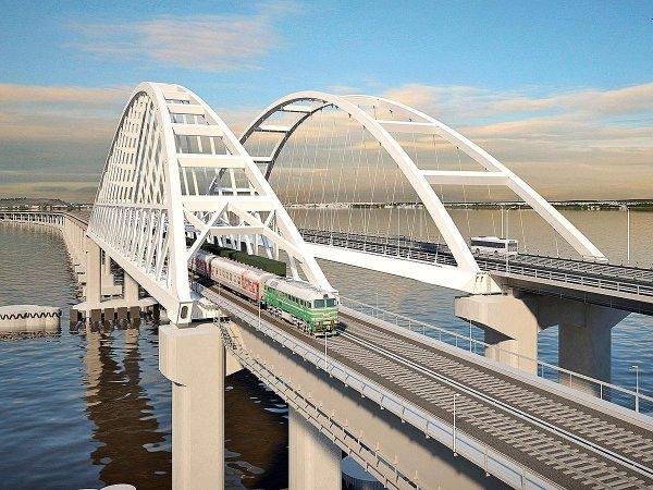НАТО: Открытие Крымского моста нарушает суверенитет Украины