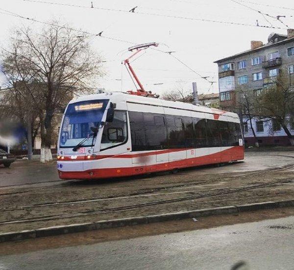 В Москве осенью собираются испытать беспилотный трамвай