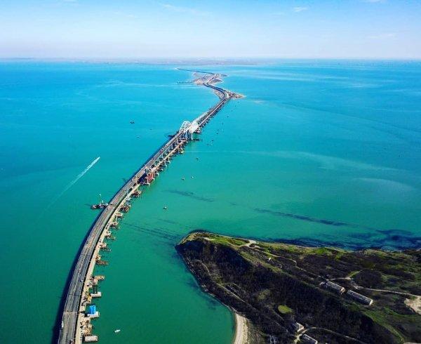 В Раде рассказали об «украинском» Крымском мосте